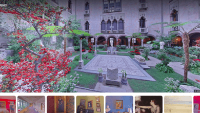 Photo of Virtual Museum Tours Open a Window to Arts and Culture