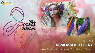 Photo of The Chaos Within – Remember to Play with Ember LaFuze